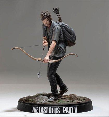 The Last of Us Part II Ellie with Bow Figure entrega em 25 dias
