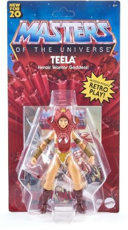 Masters of the Universe: Origins Teela Pronta entrega