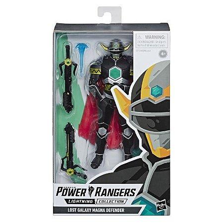 Power Rangers Lost Galaxy Lightning Collection Magna Defender PRONTA ENTREGA