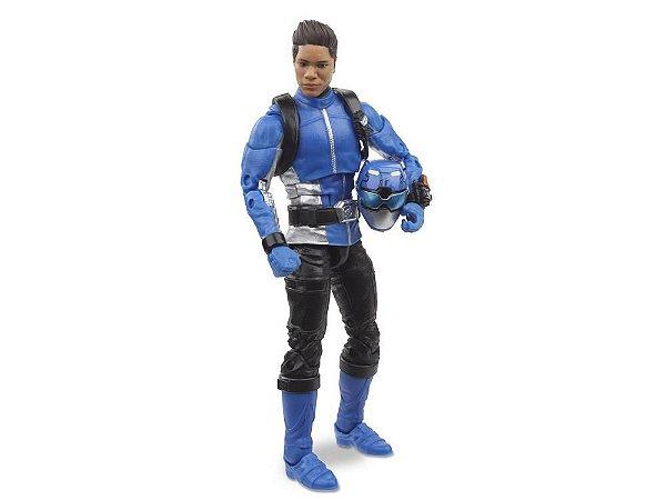 Power Rangers Beast Morphers Lightning Collection Blue Ranger PRONTA ENTREGA
