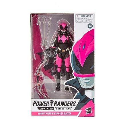 Mighty Morphin Power Rangers Lightning Collection Ranger Slayer PRONTA ENTREGA