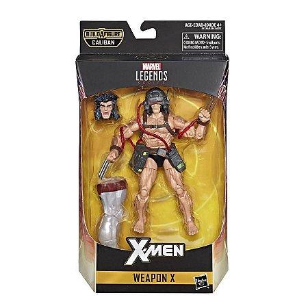 X-Men Marvel Legends Weapon X (Caliban BAF)