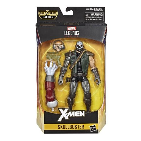 X-Men Marvel Legends Skullbuster (Caliban BAF) PRONTA ENTREGA