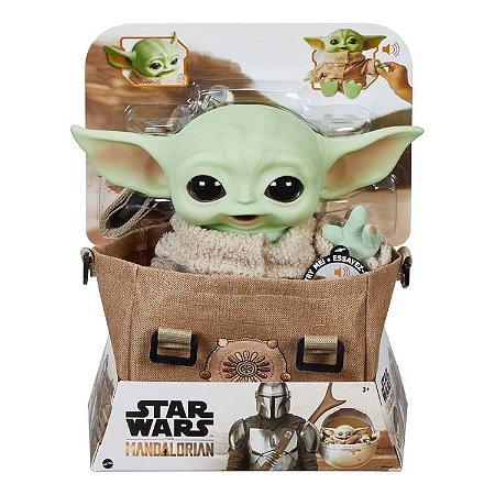 Star Wars™ The Child Plush Toy, 11-in Yoda Baby Figure de The Mandalorian