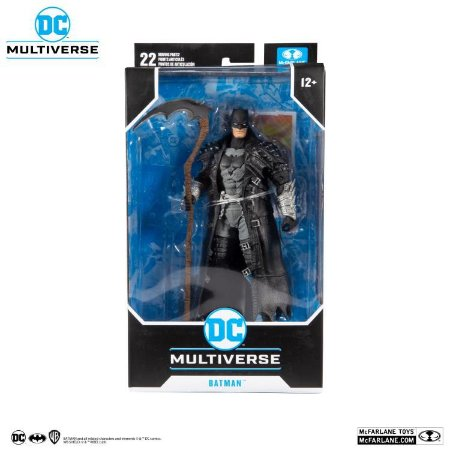 Death Metal DC Multiverse Batman