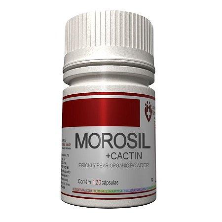 Morosil ® + CactiN ®  120 cápsulas
