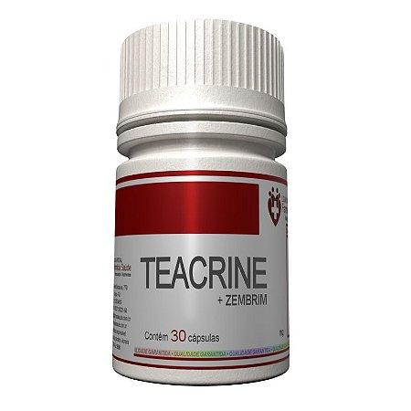 Teacrine + Zembrim 30 cápsulas