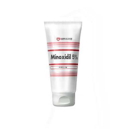 Minoxidil Gel 5% 60g