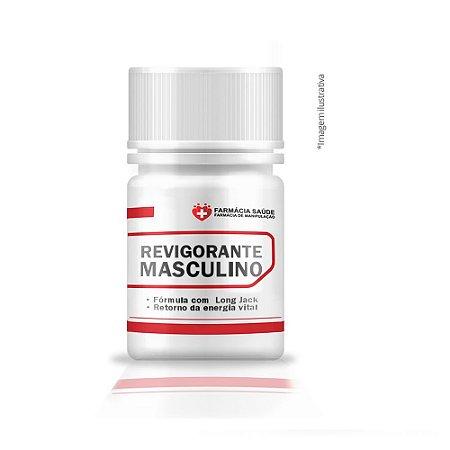 Revigorante masculino - 60 cápsulas  FS