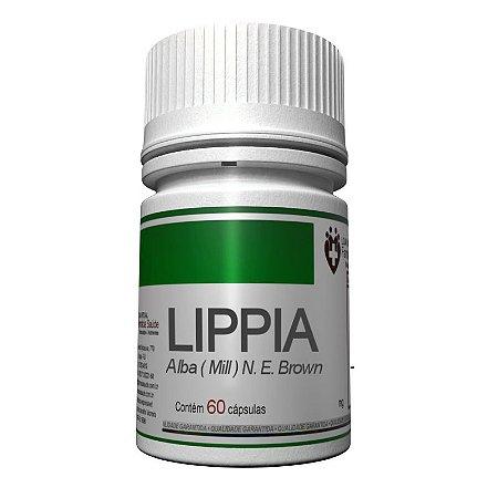 Lippia 300mg 60 cápsulas - Lippia Alba ( Mill ) N. E. Brown