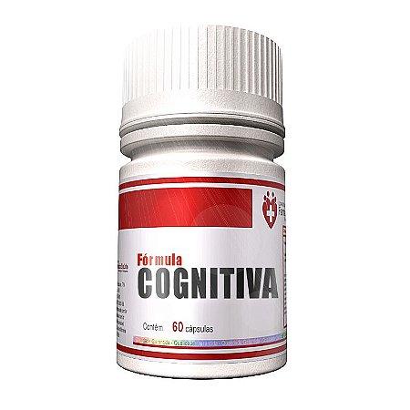 Fórmula CogRX C/ 60 Cápsulas - Nutrientes para Saúde Cognitiva