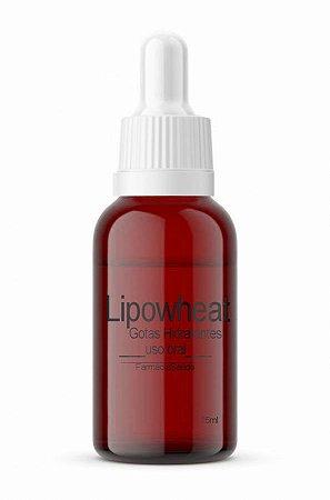 Lipowheat Gotas 15ml - Hidratação Completa