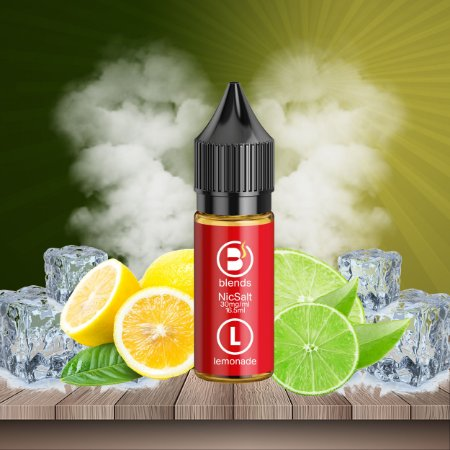 Juice Blends Salt Lemonade