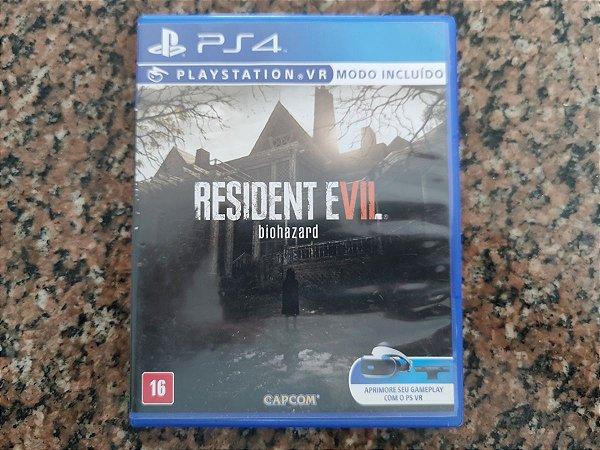 Resident Evil 7 - Seminovo