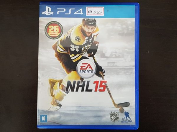 NHL 15 - Seminovo