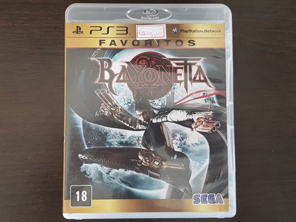 Bayonetta - Seminovo