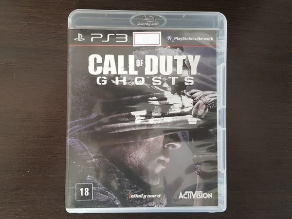 Call of Duty Ghosts - Seminovo
