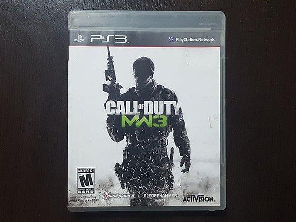 Call of Duty Modern Warfare 3 - Seminovo