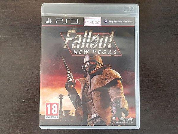 Fallout New Vegas - Seminovo