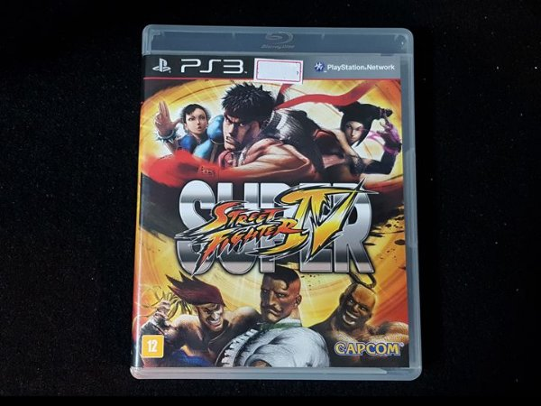 Super Street Fighter IV - Seminovo