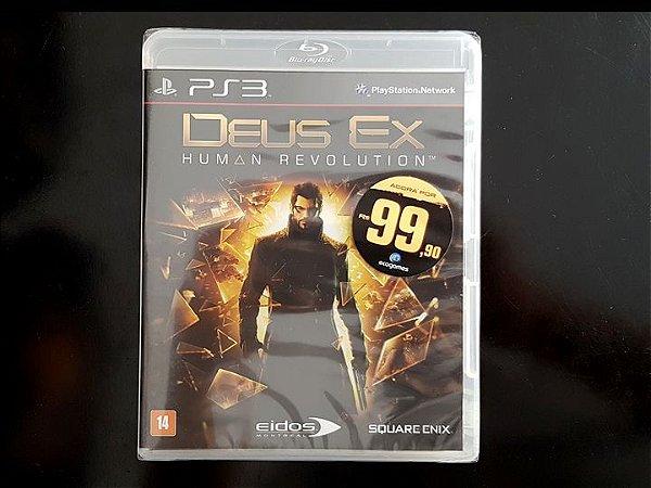 Deus Ex Human Revolution - Novo