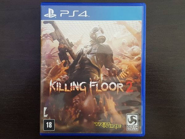 Killing Floor 2 - Seminovo