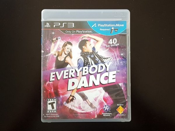 Everybody Dance - Seminovo