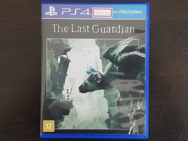 The Last Guardian - Seminovo