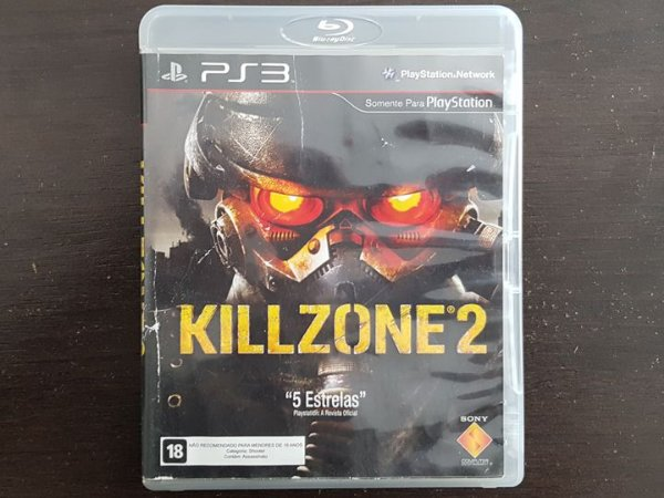 Killzone 2 - Seminovo