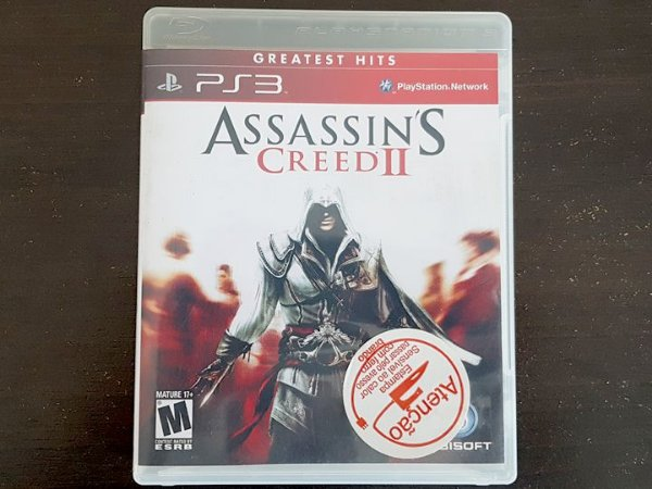 Assassins Creed 2 - Seminovo