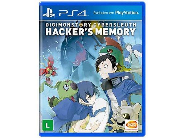 Digimonstory Cybersleuth Hacker's Memory - Novo