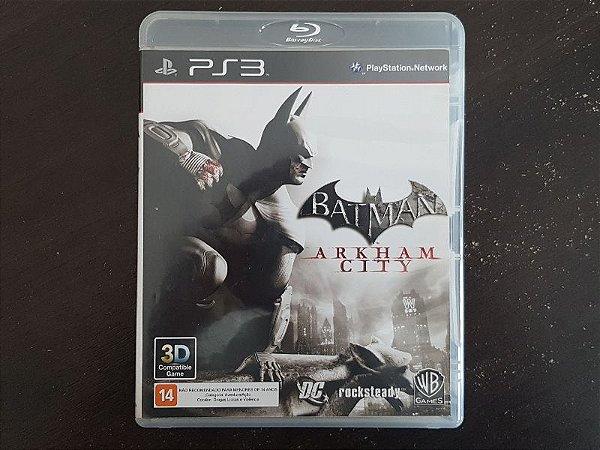 Batman Arkham City - Seminovo