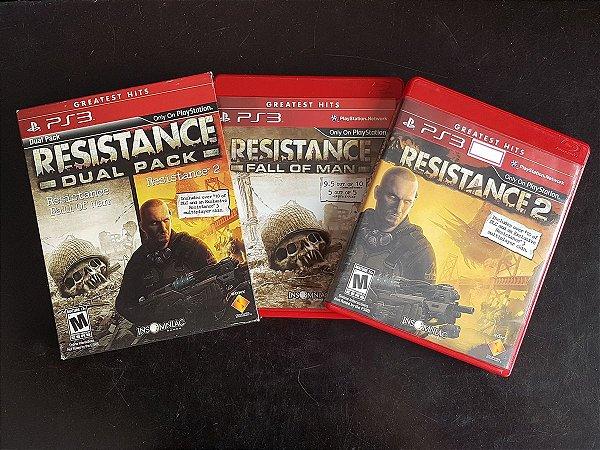 Resistance 1 e 2 Box - Seminovo