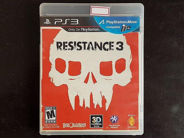 Resistance 3 - Seminovo