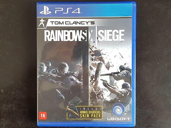 Rainbow Six Siege - Seminovo