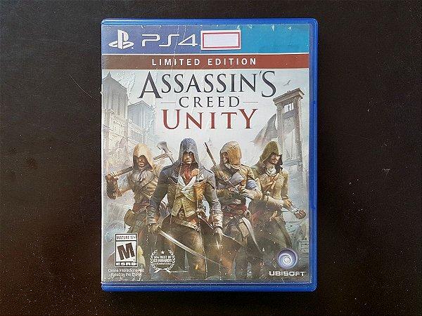 Assassin's Creed Unity - Seminovo