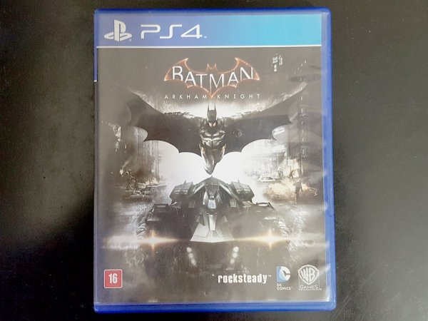 Batman Arkham Knight - Seminovo