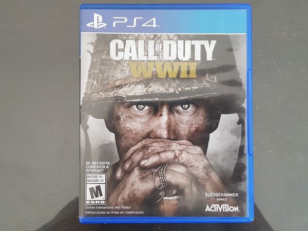 Call of Duty WWII - Seminovo