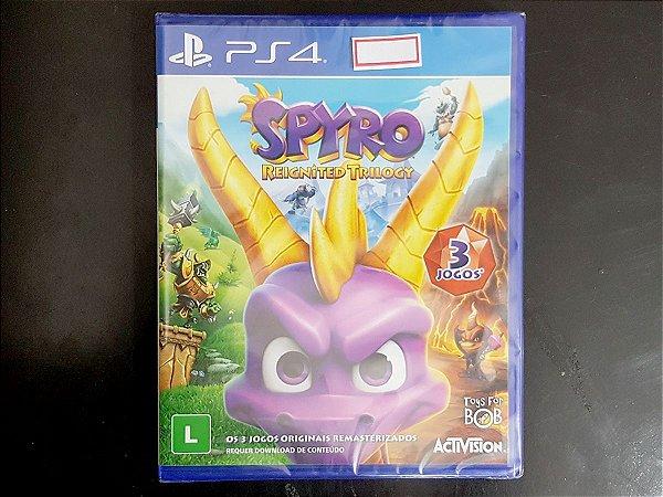 Spyro Reignited Trilogy - Novo