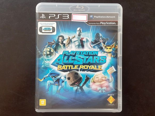 Playstation All-Stars Battle Royale - Seminovo