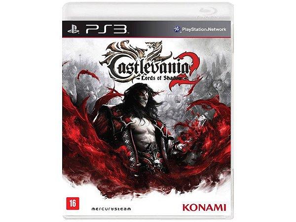 Castlevania 2 Lords of Shadow - Novo