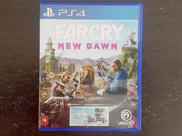 Far Cry New Dawn - Seminovo