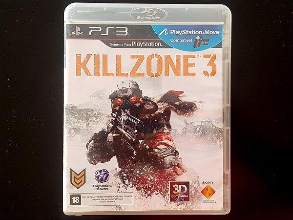 Killzone 3 - Seminovo