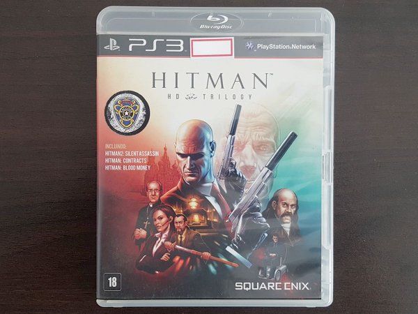 Hitman HD Trilogy - Seminovo
