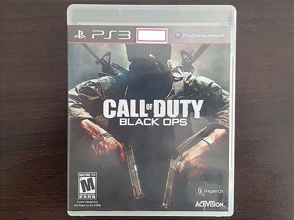 Call Of Duty Black Ops - Seminovo