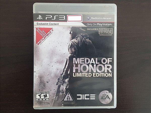 Medal of Honor Limited Edition - Seminovo