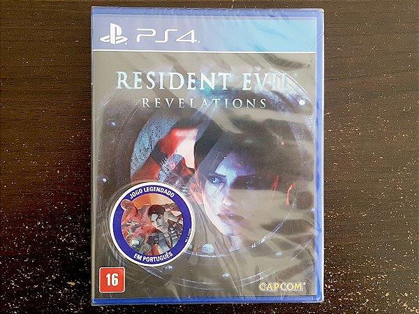 Resident Evil Revelations - Novo