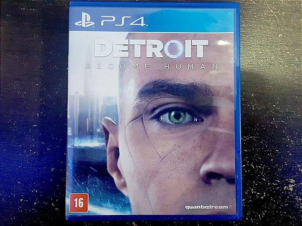 Detroit Become Human - Seminovo