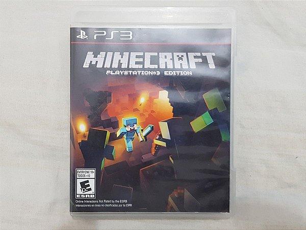 Minecraft - Seminovo