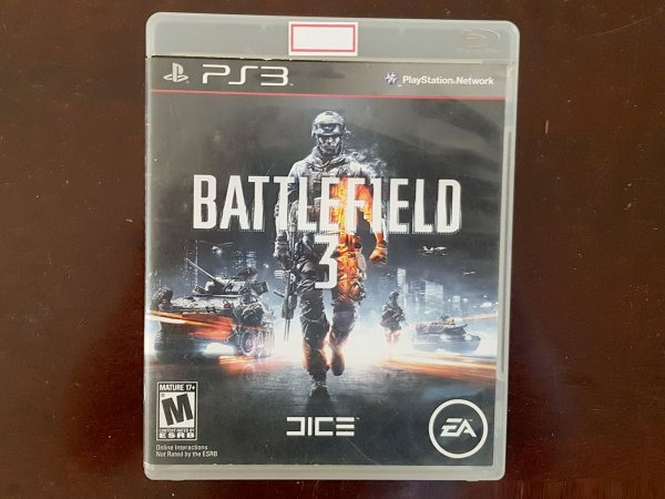 Battlefield 3 - Seminovo